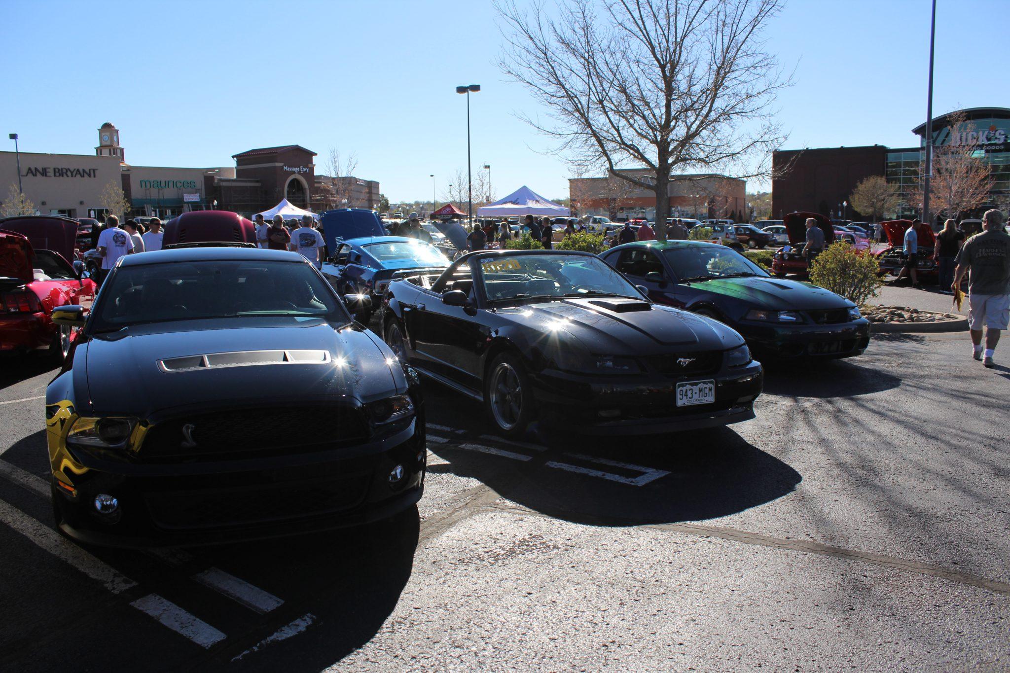 First Saturdays Car Show