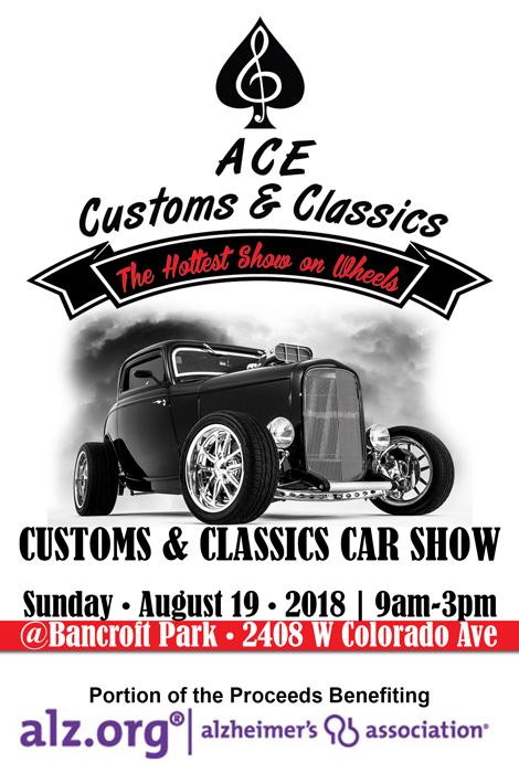 Ace Customs Classics Car Show Ace Entertainment - Car show sunday